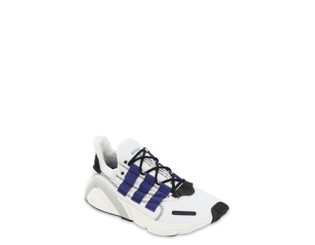 Men's Sneakers Blue Con Lx Adiprene KlJ3T1Fc