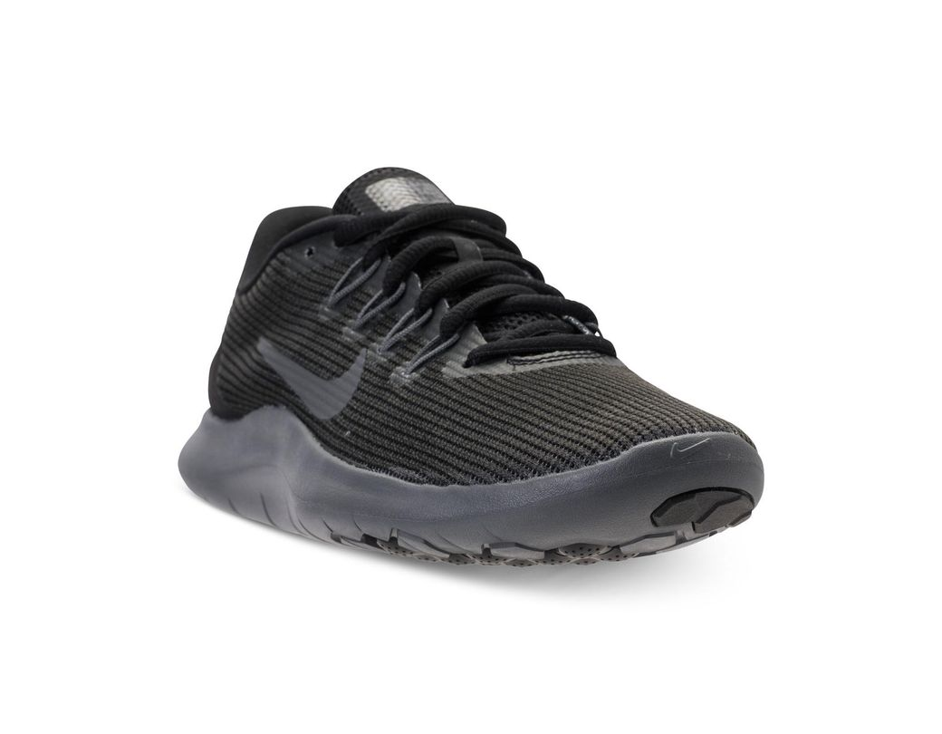 c3f1e291a27e Lyst - Nike Flex Rn 2018 Running Sneakers From Finish Line in Black