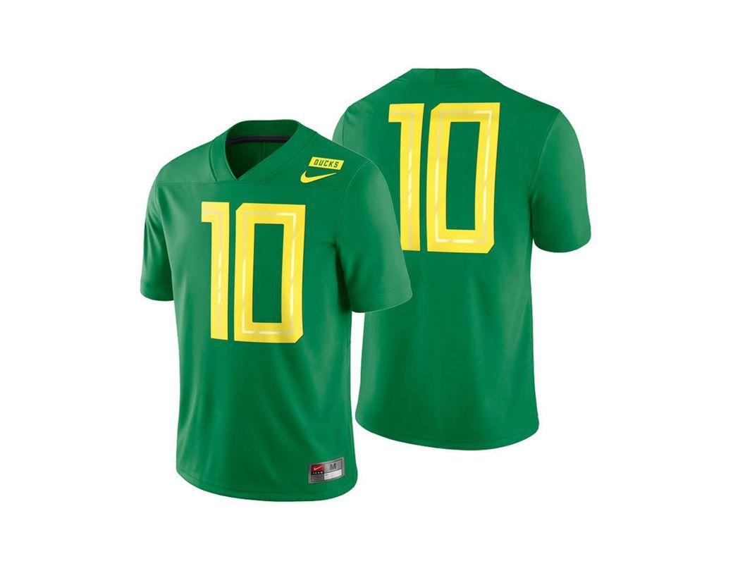new product 522c1 bce74 Nike Oregon Ducks Football T Shirt