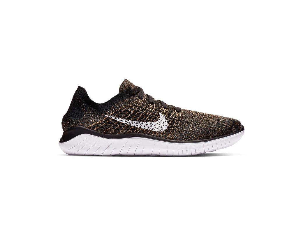 d0de877c5dc Lyst - Nike Free Rn Flyknit 2018 Running Sneakers From Finish Line ...