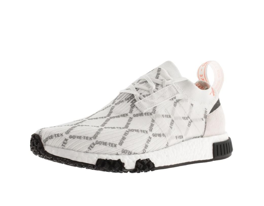 5f40472dcca37 Lyst - adidas Originals Adidas Nmd Racer Gtx Pk Trainers White in ...