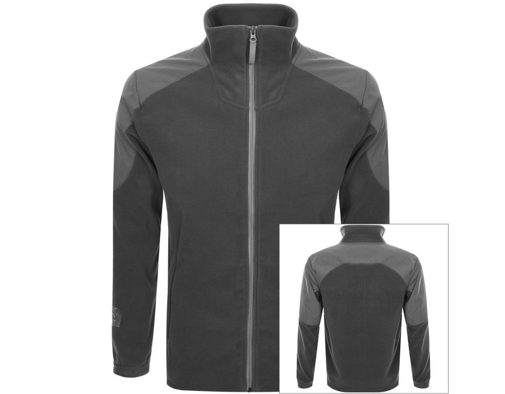 970da66a6 Lyst - The North Face Tkw Glacier Sweatshirt Grey in Gray for Men