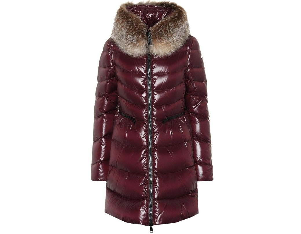 a2471f1fc Women's Red Mirielon Quilted Down Coat