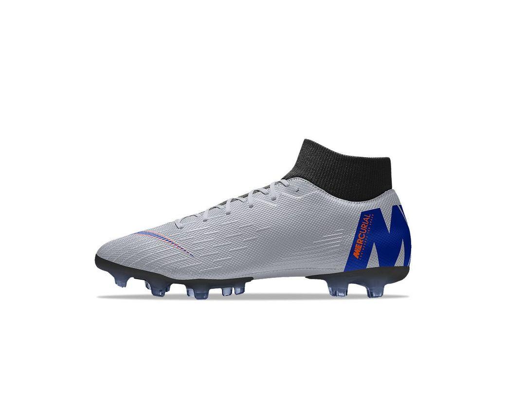 a5e3c50dea6d Lyst - Nike Mercurial Superfly Vi Academy Mg Id Multi-ground Soccer ...