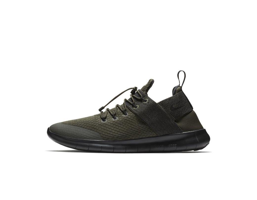 401384ec06f Lyst - Nike Free Rn Commuter 2017 Men s Running Shoe in Black for Men
