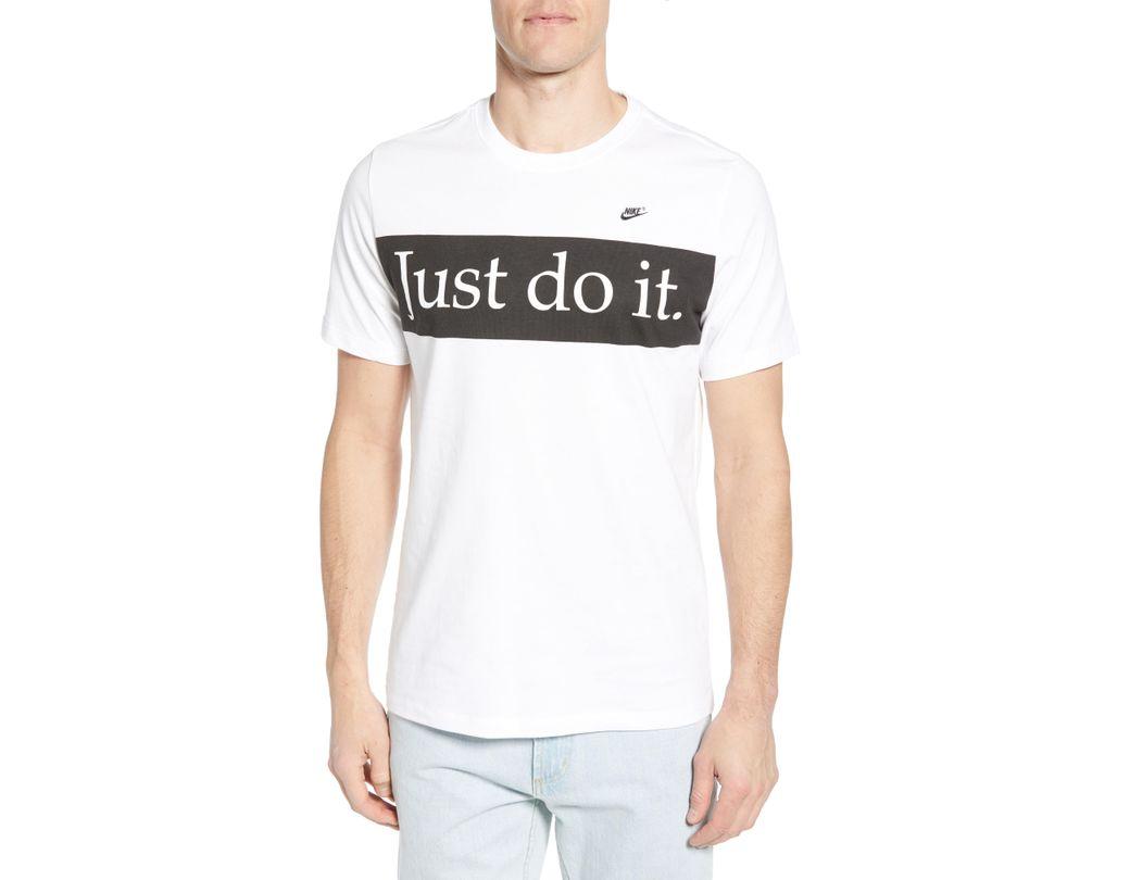 e273b64d9 Lyst - Nike Mini Futura 3 T-shirt for Men