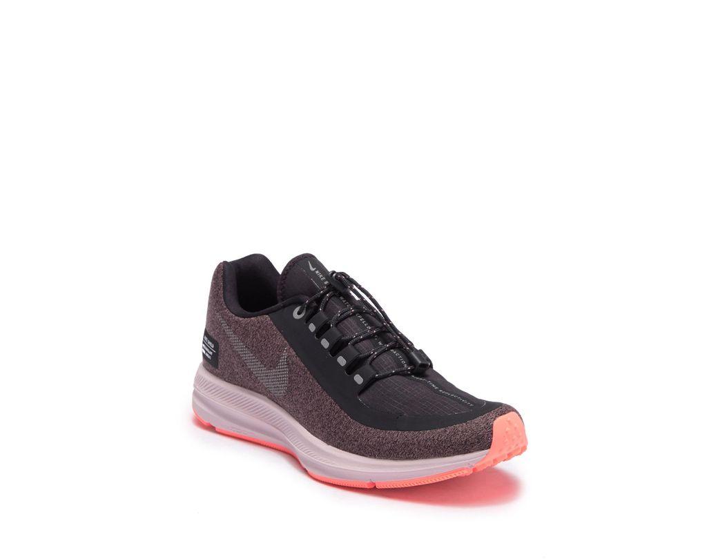 9bd693843b24 Nike. Women s Zoom Winflo 5 Run Shield Athletic Shoe