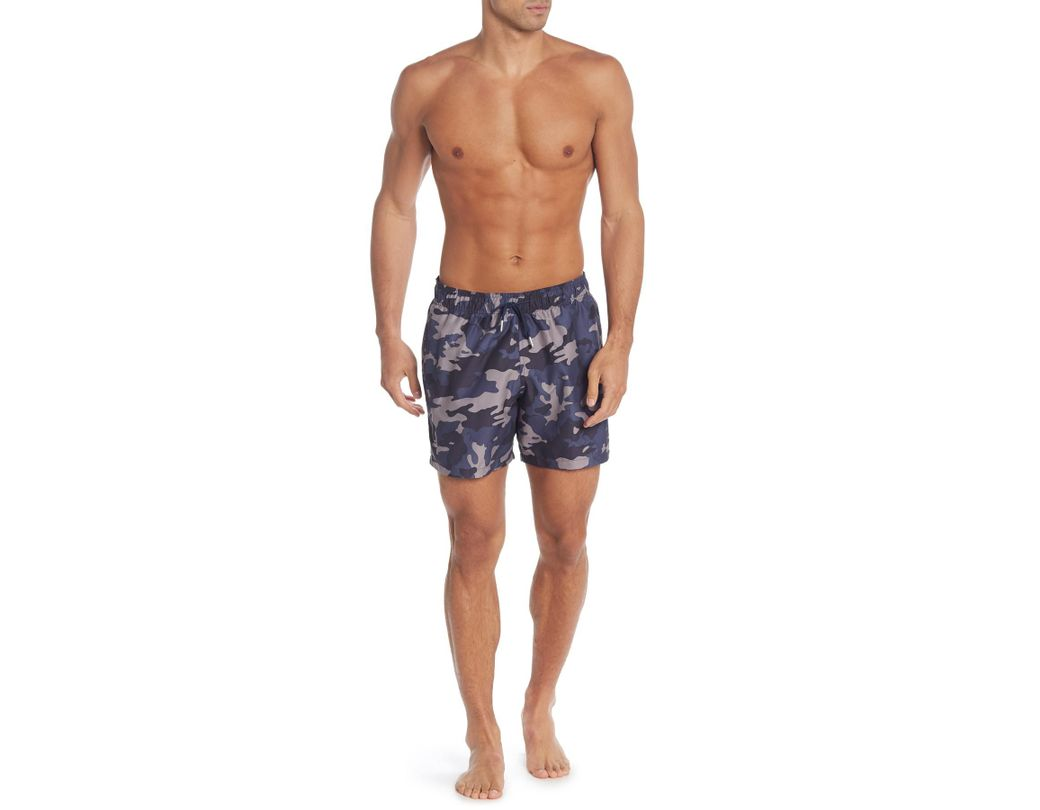 85ace166d1 Lyst - Slate & Stone Swim Shorts in Blue for Men - Save 49%
