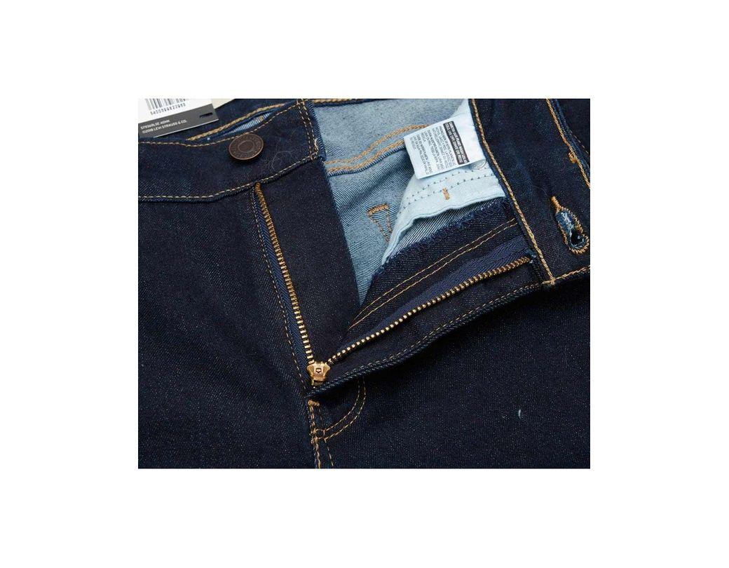 Blue 721 Levi's In High Rise Jeans Lyst Skinny XZkPuTOi