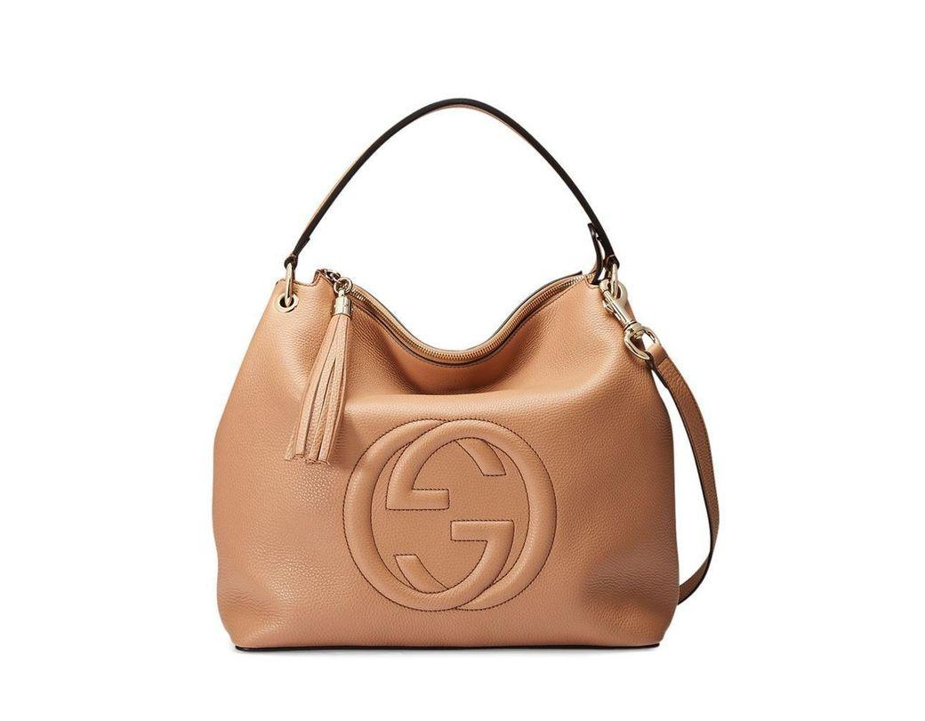 339c551c152 Gucci Soho Large Leather Cellarius Bag