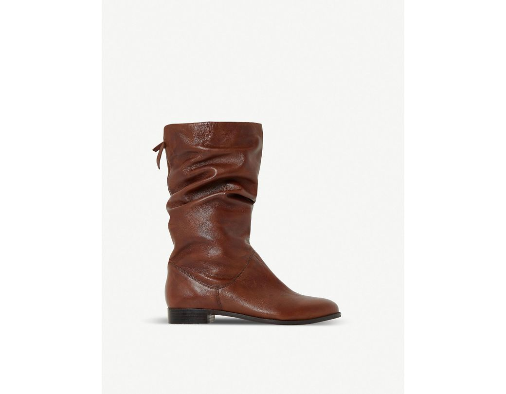a5ef41bdb02 Women's Brown Rosalind Slouchy Leather Boots
