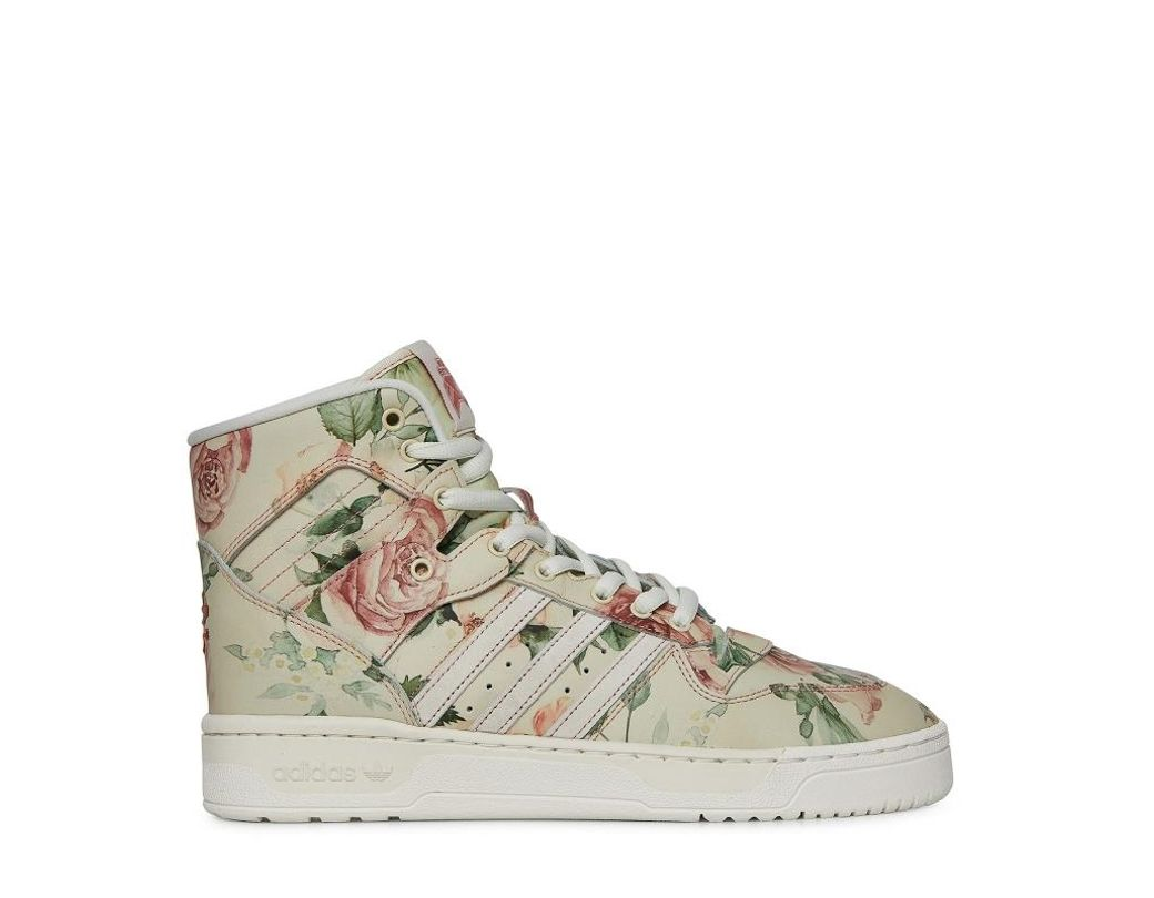 c11394b1ef2af adidas Originals. Women s Eric Emanuel Rivarly High Sneakers.  163 From Slam  Jam Socialism