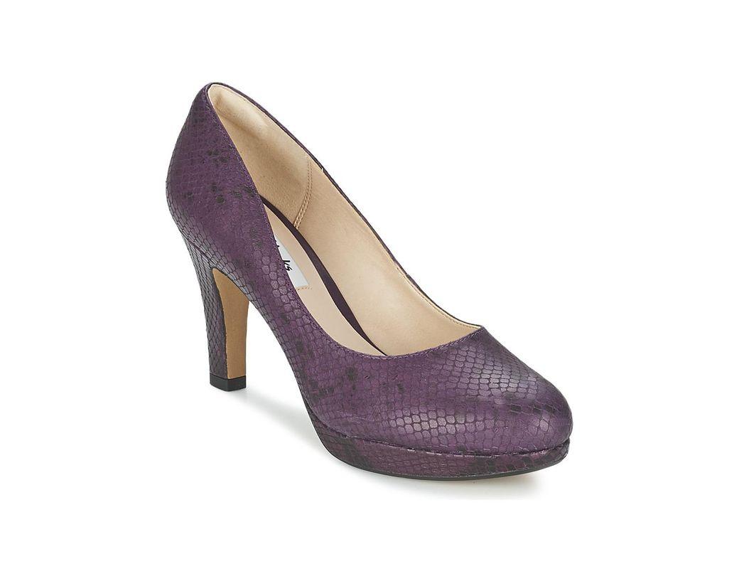 f5a8e23aa63 Women's Purple Crisp Kendra Heels