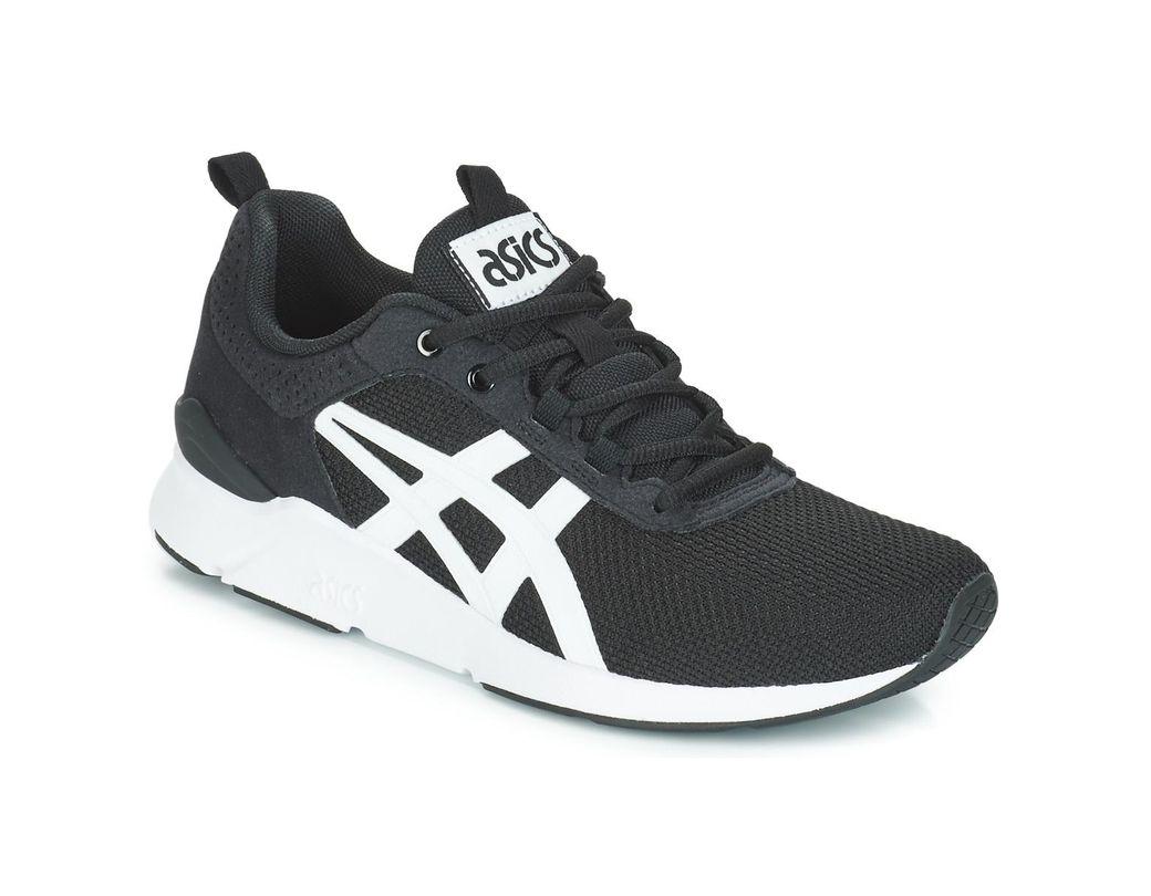 meet 68096 bfb49 Asics Gel-lyte Runner Men's Shoes (trainers) In Black in ...