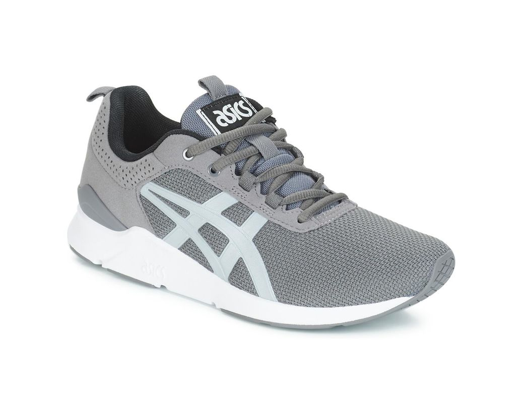 sports shoes 10b27 8cf80 Gray Gel-lyte Runner Men's Shoes (trainers) In Grey