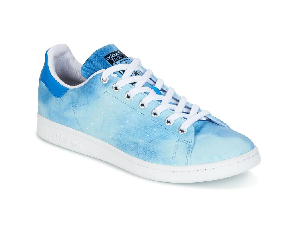 634b4e557 adidas Stan Smith Pharrell Williams Men s Shoes (trainers) In Blue ...
