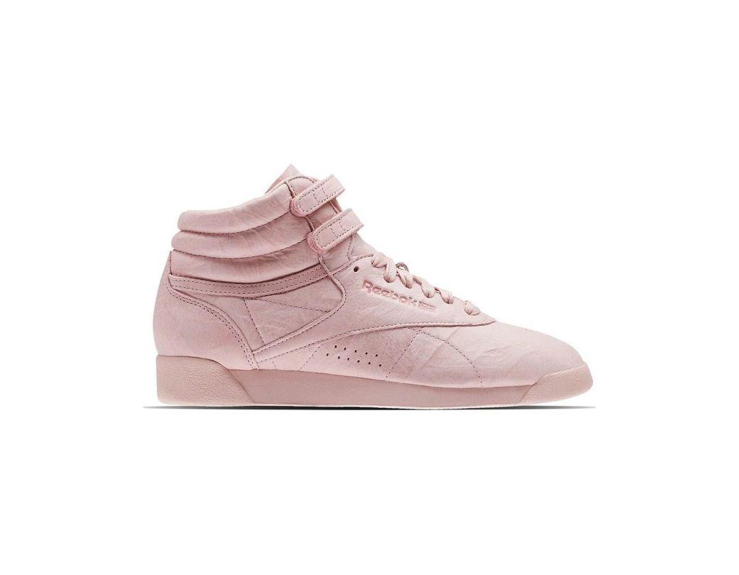 Rose Polish Pink Freestyle Fbt Chaussures Femmes Hi En