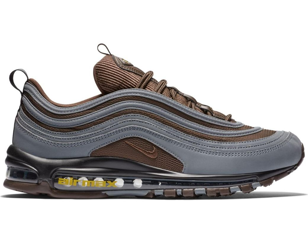 amazing selection the cheapest cheap prices Men's Air Max 97 Cool Gray Baroque Brown