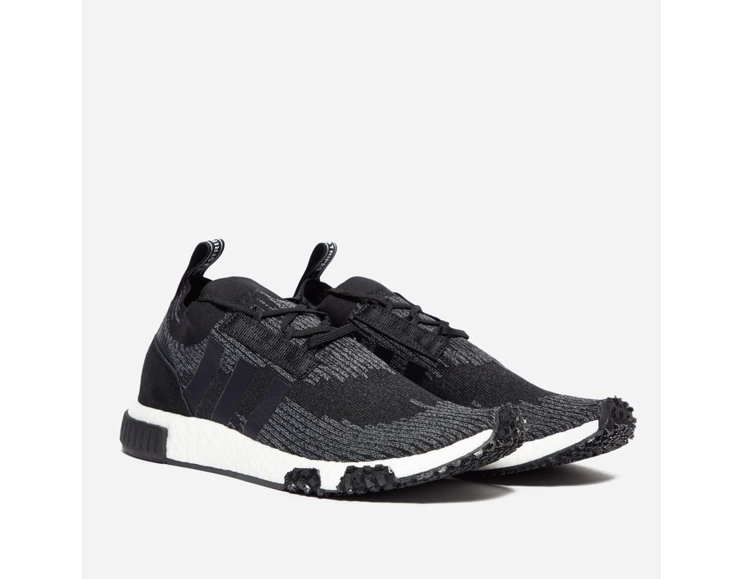 985d1d289 adidas Originals Nmd Racer Pk in Black for Men - Save 62% - Lyst