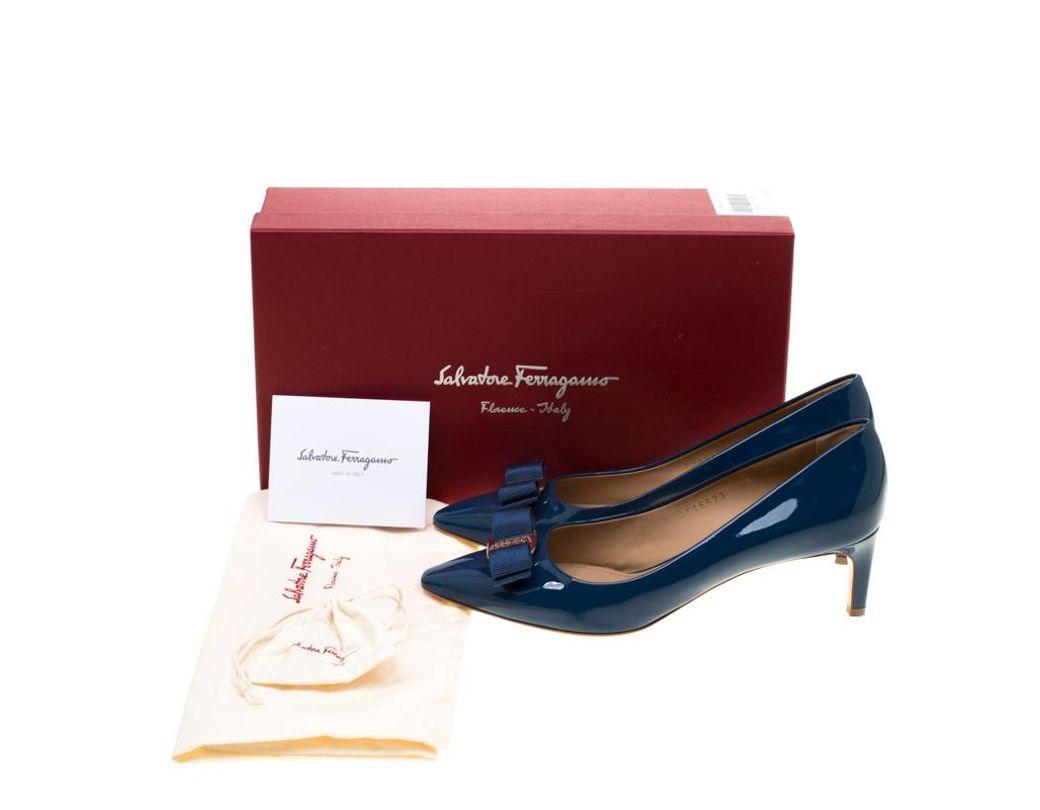 546ea2e8128 Women's Blue Patent Leather