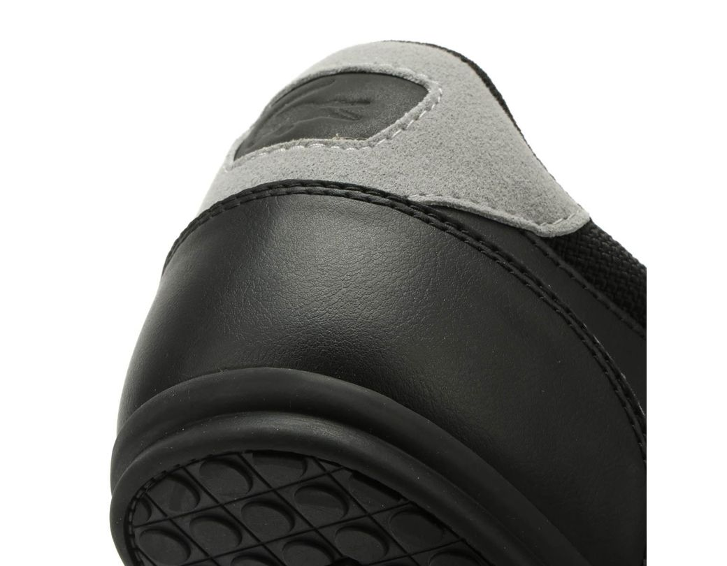 52b8a3cc1 Lyst - Lacoste Chaymon 318 1 Mens Black   Grey Trainers in Black for Men