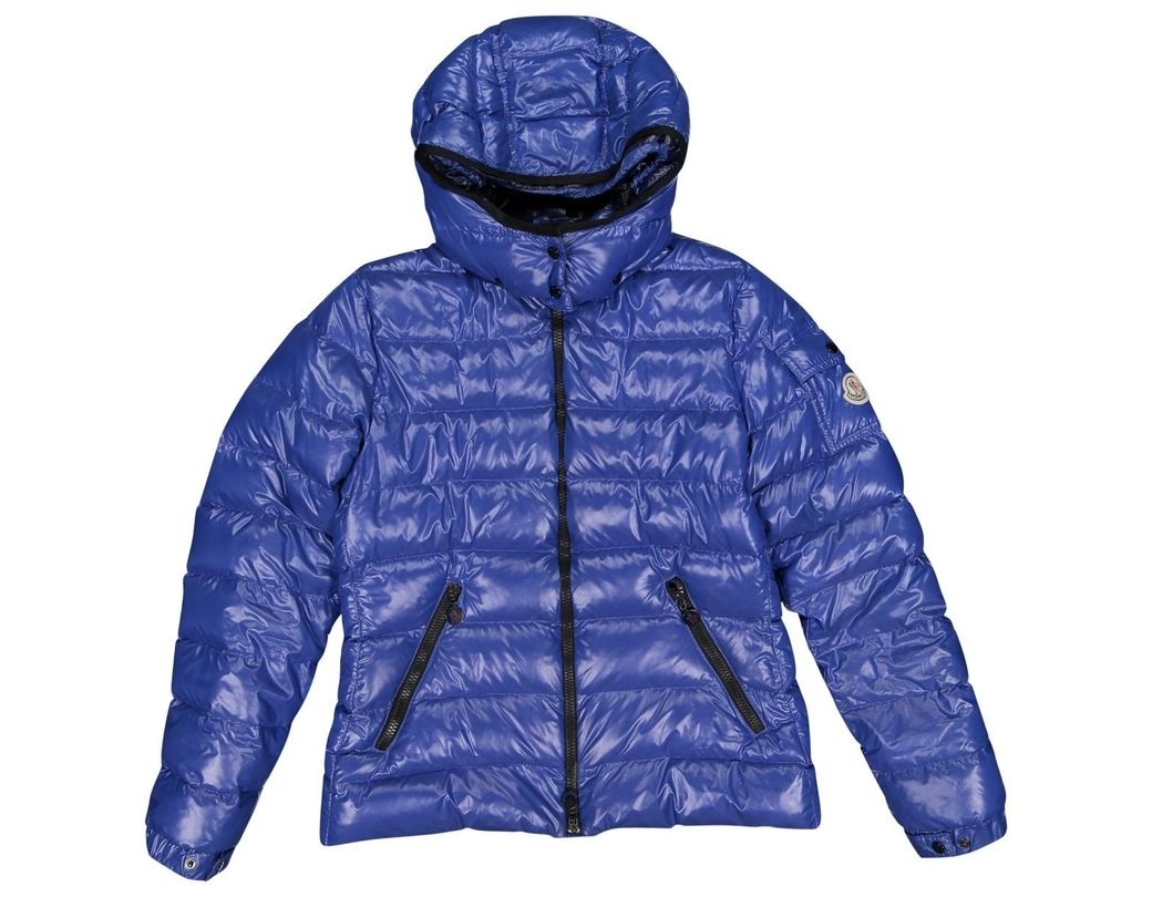 e9ed56150 Moncler Blue Synthetic Jacket in Blue - Save 2% - Lyst