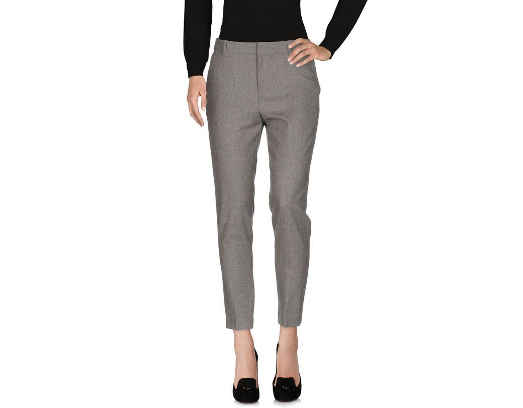 80951cfc0 Pantalon Polo Ralph Lauren en coloris Gris - Lyst