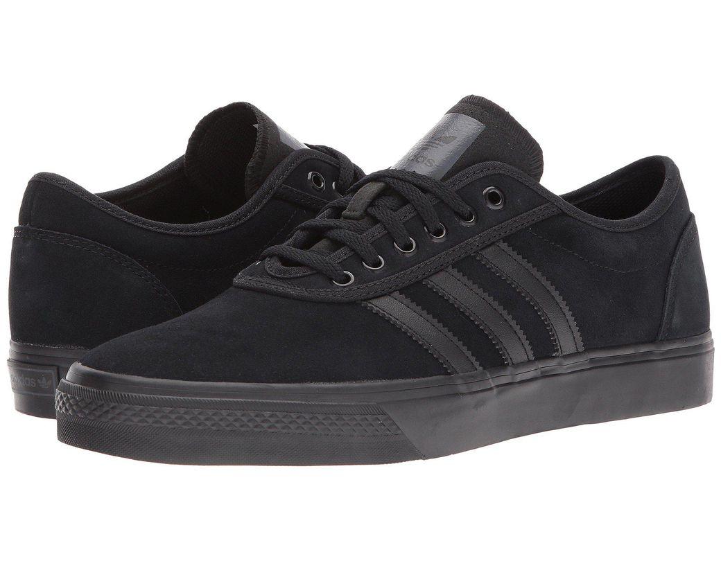 low priced e45be 05138 adidas Originals. Men s Adi-ease (white white black) Skate Shoes