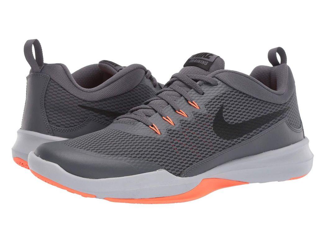 5e5a2b003cef Nike. Gray Legend Trainer (black metallic Silver white) Men s Cross Training  Shoes
