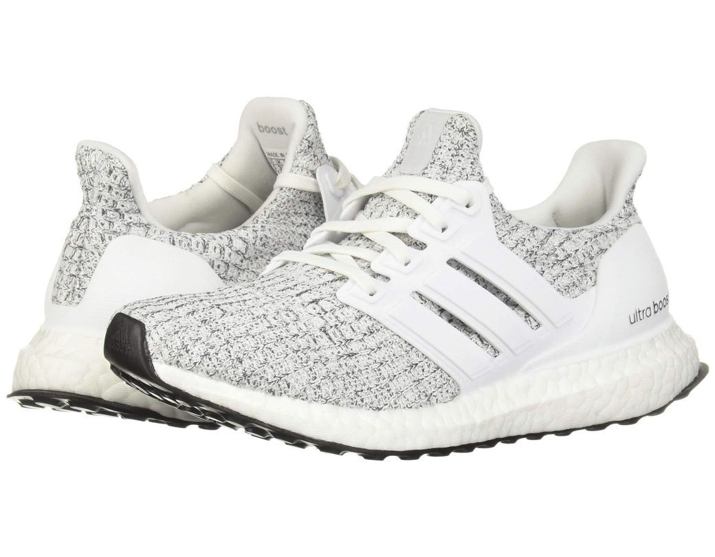 5bcf8e214 adidas Originals. White Ultraboost (ash Pearl ash Pearl) Women s Running  Shoes