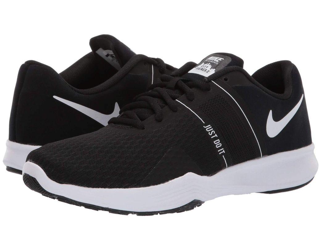 80cff9e228e49 Lyst - Nike City Trainer 2 (black white) Women s Cross Training ...