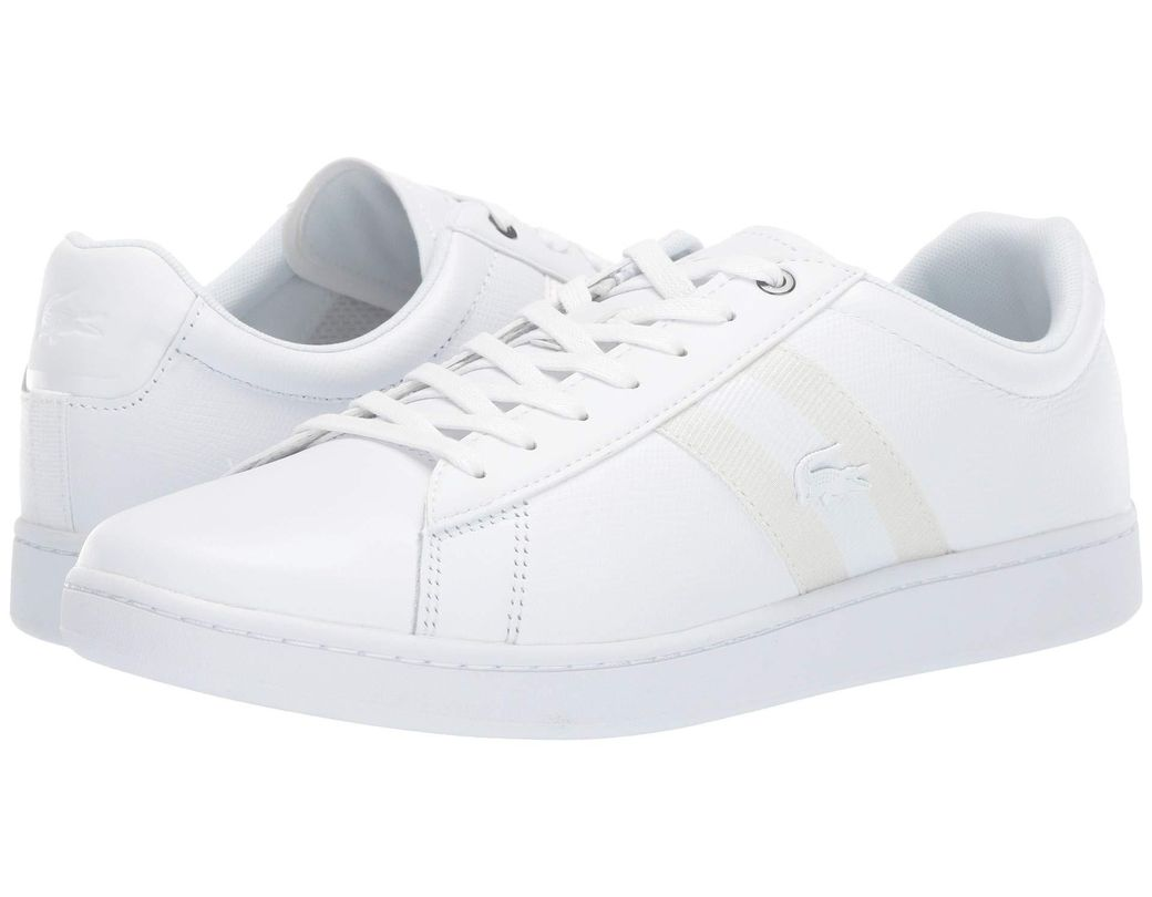 9838b8600 Lyst - Lacoste Carnaby Evo 119 5 Sma (white white) Men s Shoes in ...