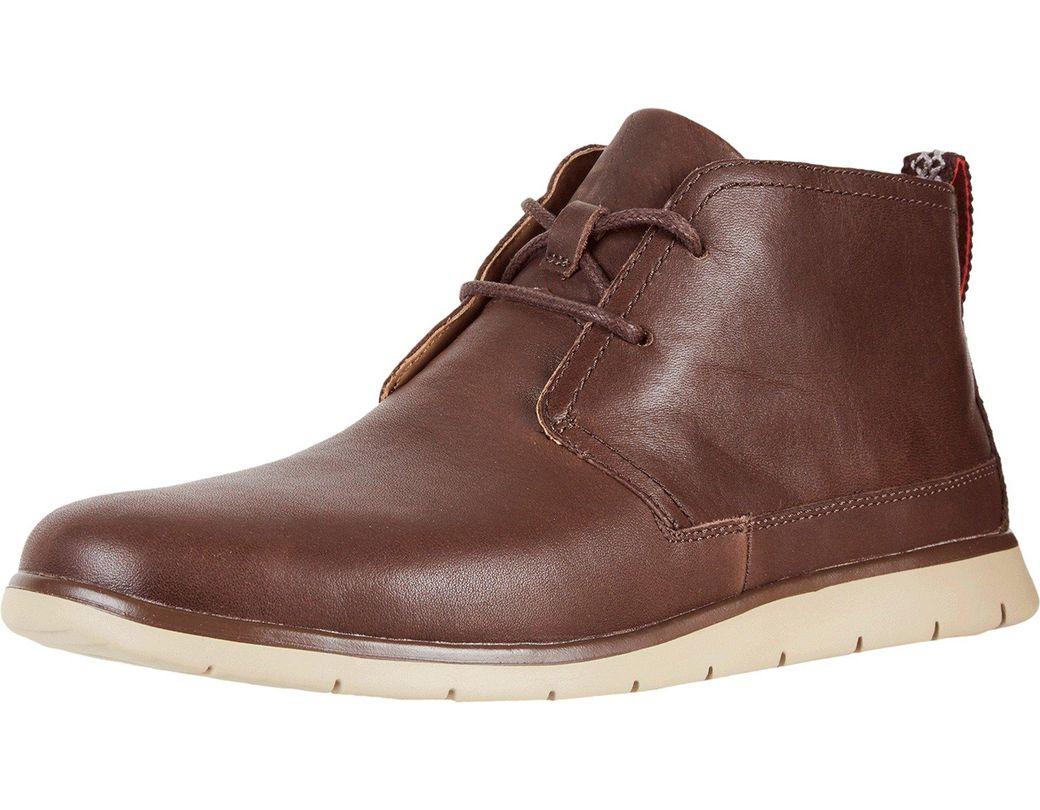 c56c30b3f82 Men's Brown Freamon Waterproof