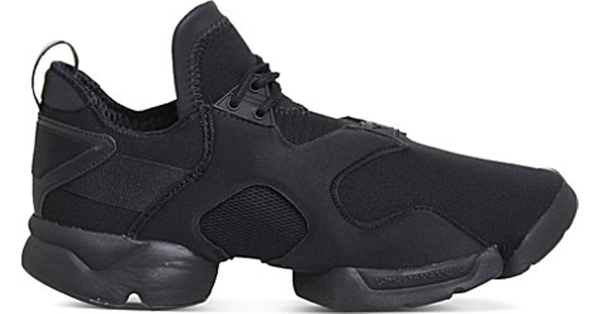 Lyst - Y-3 Y3 Kohna Neoprene Trainers in Black for Men a33f90854