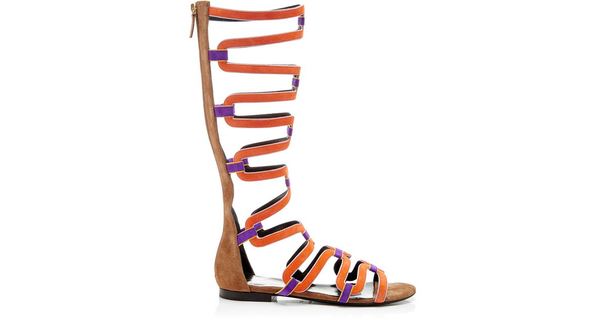 Pierre Hardy 'Kaliste' gladiator sandals Reliable For Sale Best Wholesale For Sale Sale Low Shipping Fee Online Cheapest  Clearance Cheap Real EaBWdhRRwF