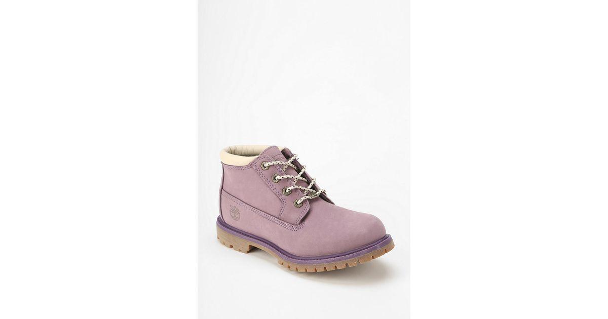 08d6b6e4d4c Timberland Purple Nellie Treaded Chukka Boot