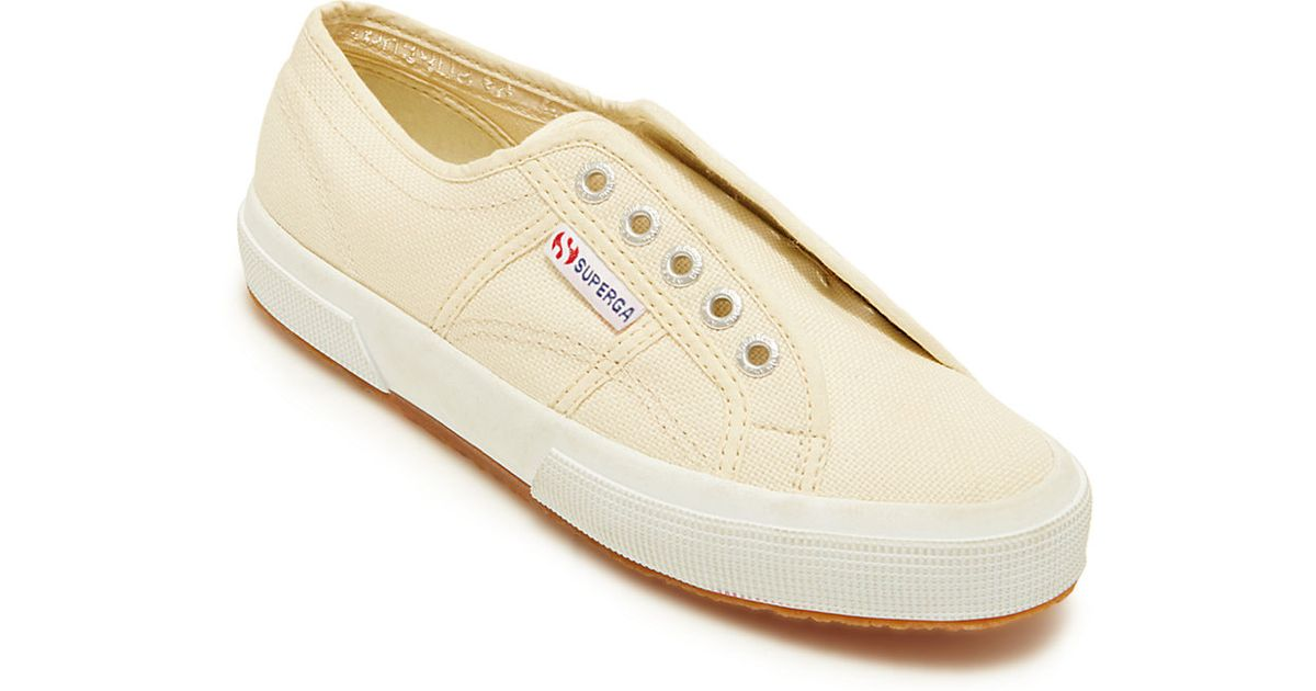 superga cotu slip on tennis shoes in lyst