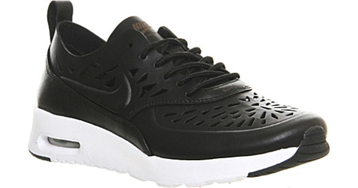 Nike Air Max Thea Cut-out Leather