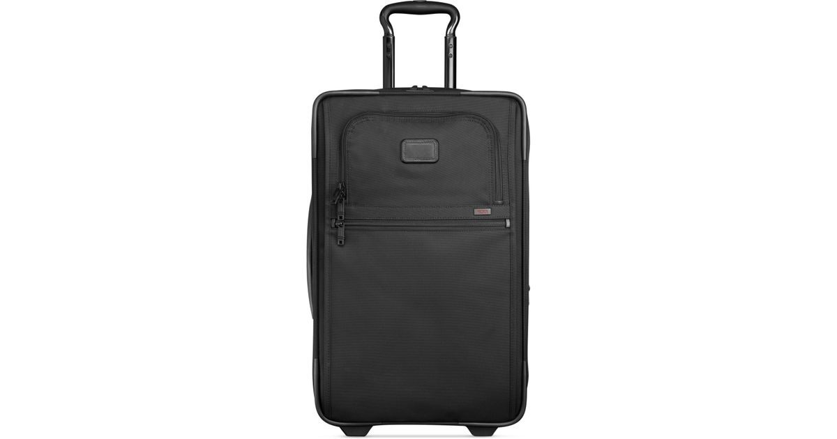 Tumi Alpha 2 Frequent Traveler 2-Wheel Carry On Expandable ...