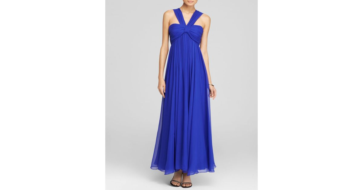 Lyst Reiss Miriana Evening Maxi Dress Bloomingdales Exclusive
