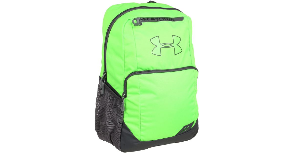 Lyst - Under Armour Ua Ozzie Backpack in Green c16deb0ea3