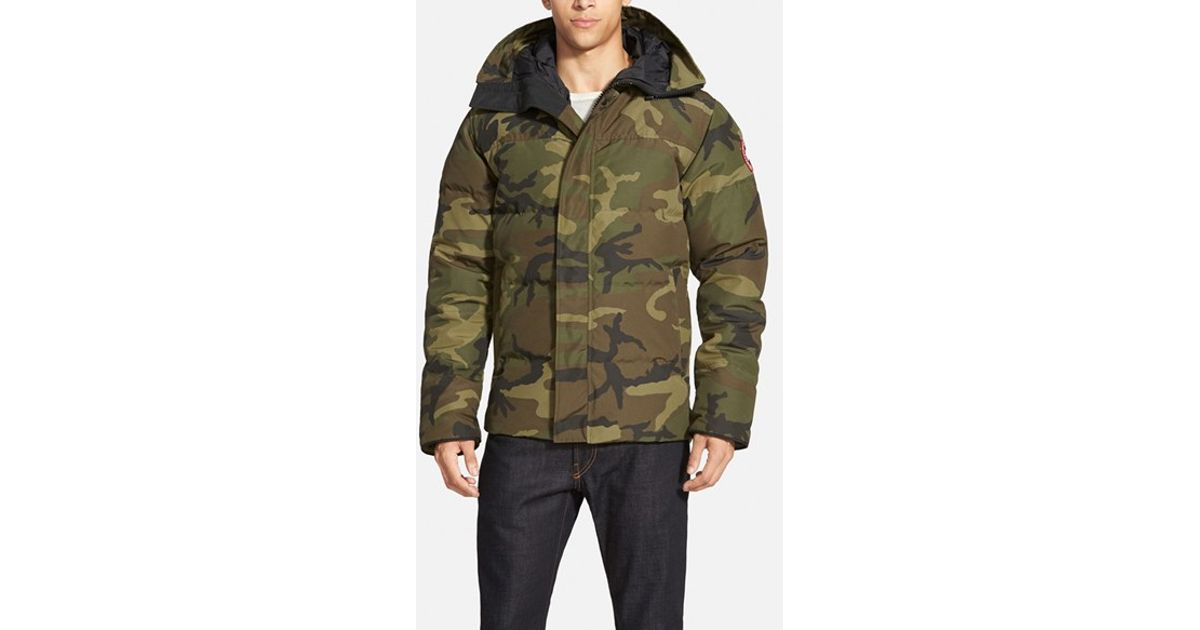 Canada Goose' Constable Fusion Fit Parka - Men's Small - Military Green