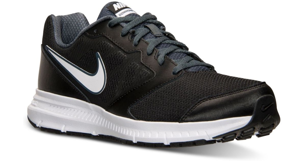 a1626e73ec7b Lyst - Nike Men s Downshifter 6 Running Sneakers From Finish Line in Black  for Men
