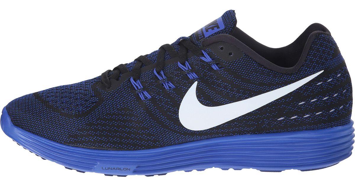 big sale 1dbb7 4a60d Nike Blue Lunartempo 2 for men