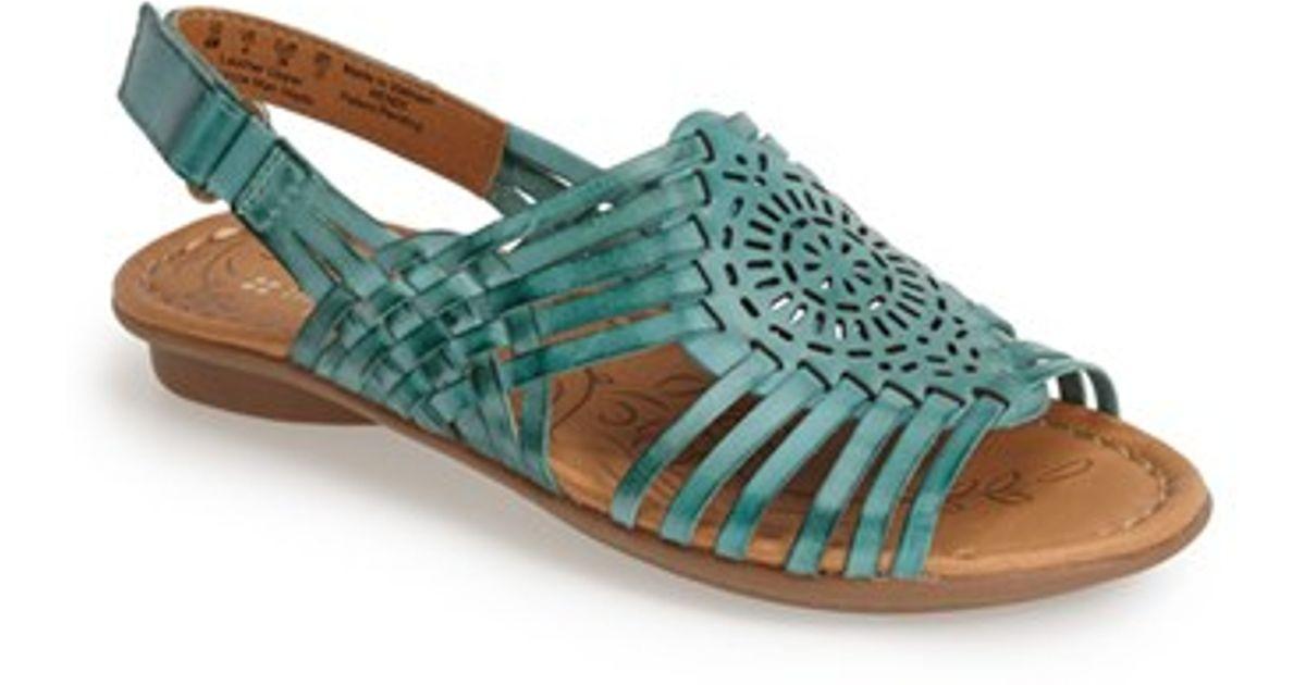 Naturalizer 'wendy' Huarache Sandal in