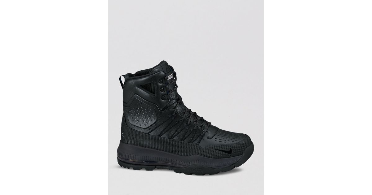 ca1d074ec6ca Lyst - Nike Zoom Superdome Waterproof Boots in Black for Men