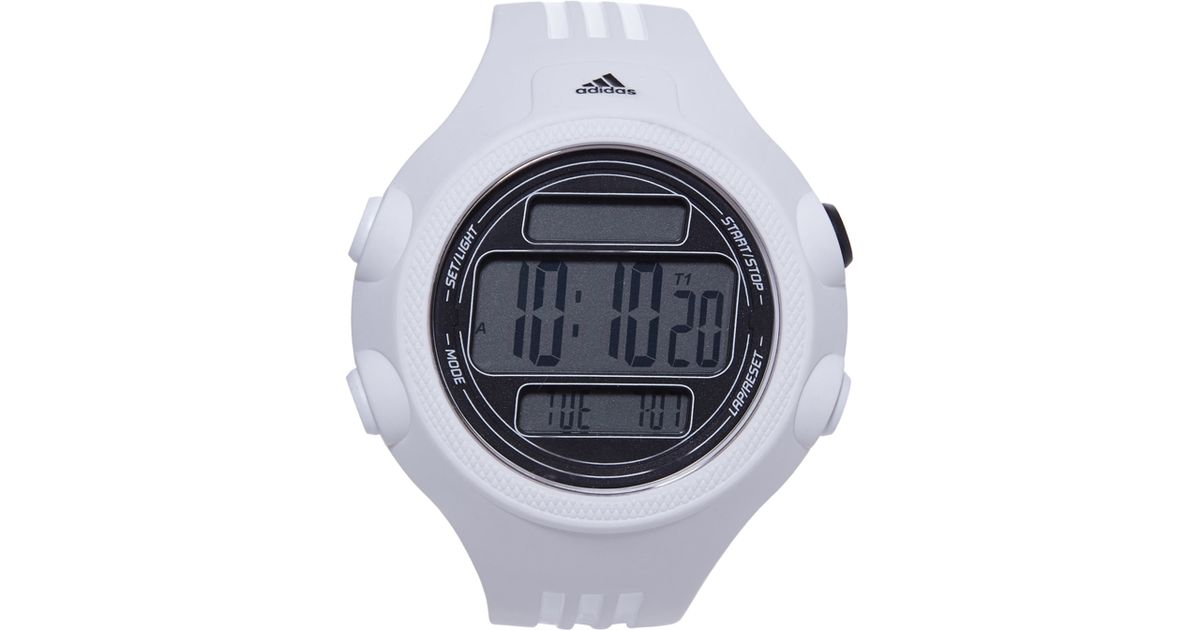 35339825b9d2 adidas adp6083 none white watch none product 1 775751507 normal. relojes  adidas fossil