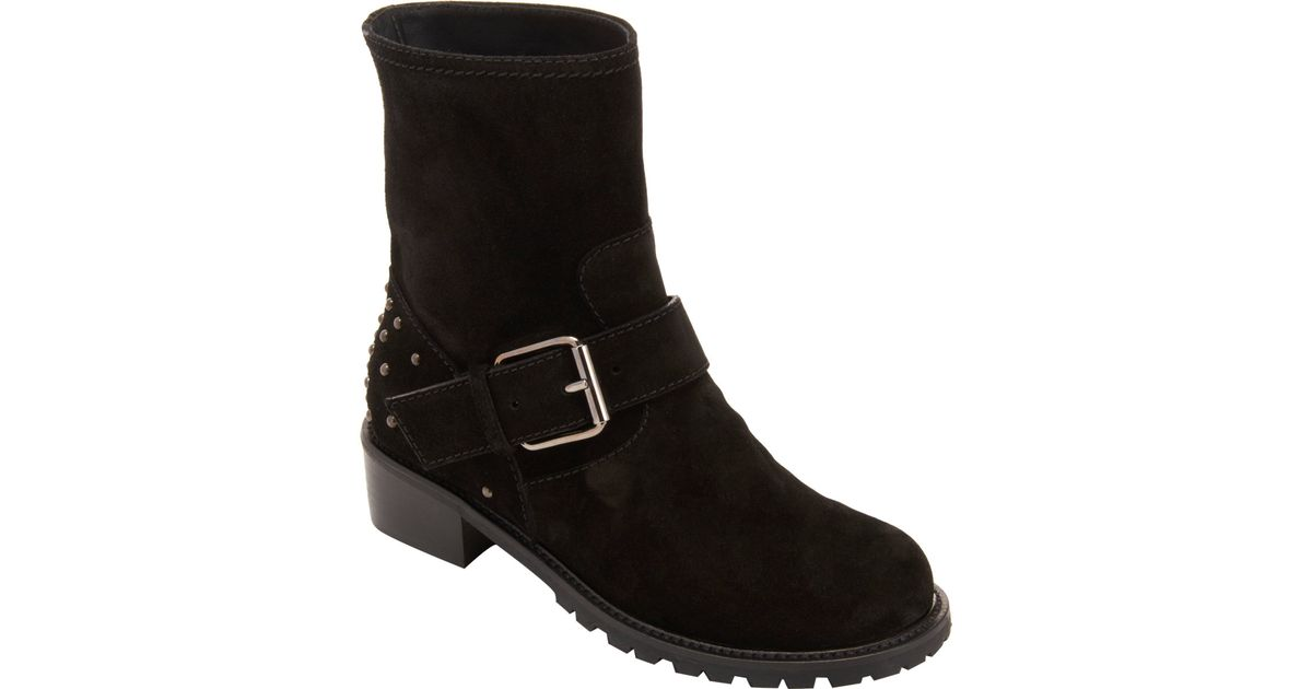barneys new york s ankle boots in black lyst