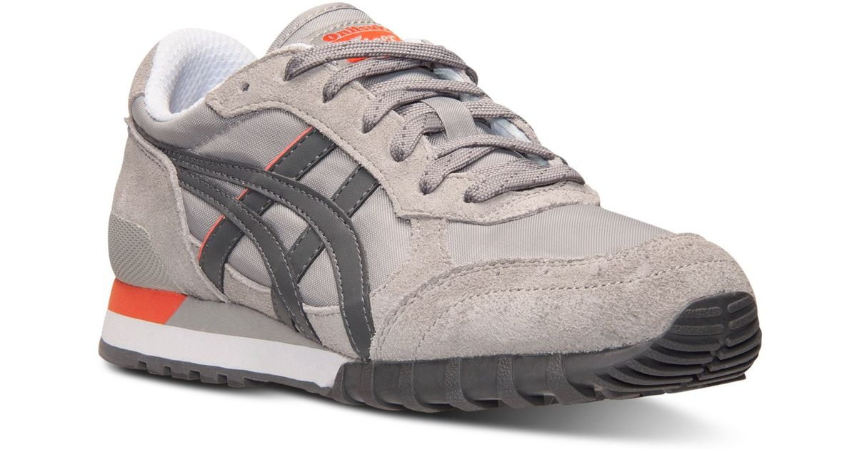 huge discount 0518b 03851 Asics Gray Women's Onitsuka Tiger Colorado 85 Casual Sneakers From Finish  Line