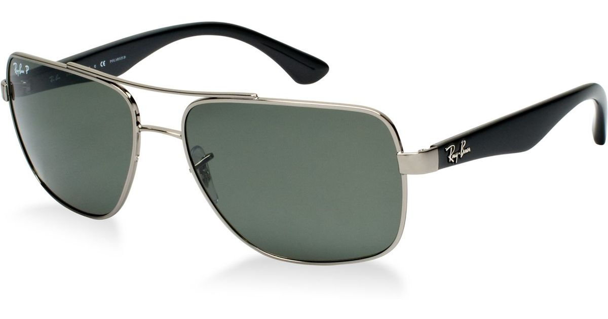 9d57434abd9 Ray Ban Rb3483 Silver « Heritage Malta